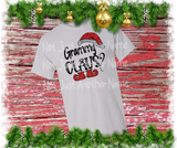 Your Name Claus Shirt