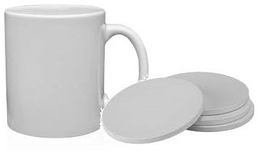 Bundle Saver Items - Mug, Car Coasters, or Both