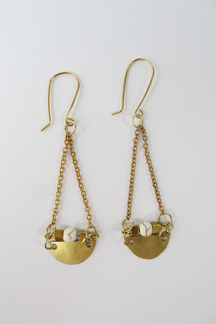 Issoria Drop Earrings