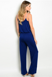 hammer and heart boutique women's jumpsuit navy clothing made in the usa