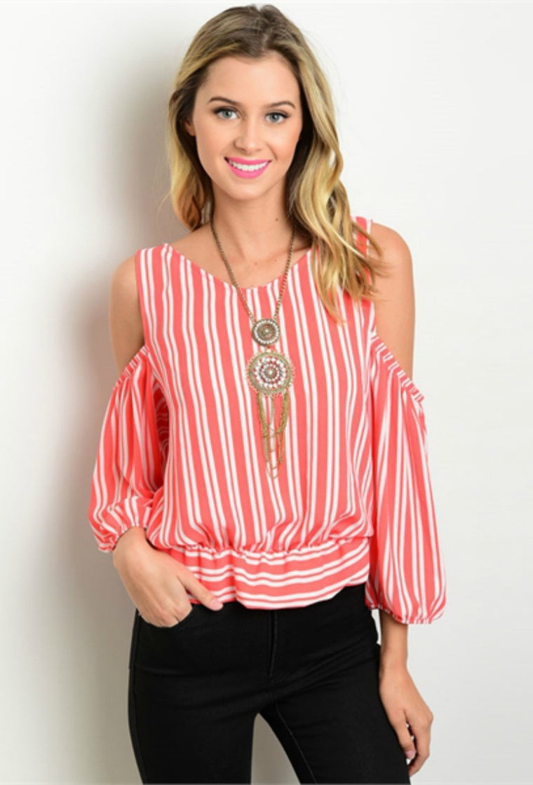 Sailor Stripe Top