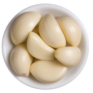 WHOLE PEELED GARLIC
