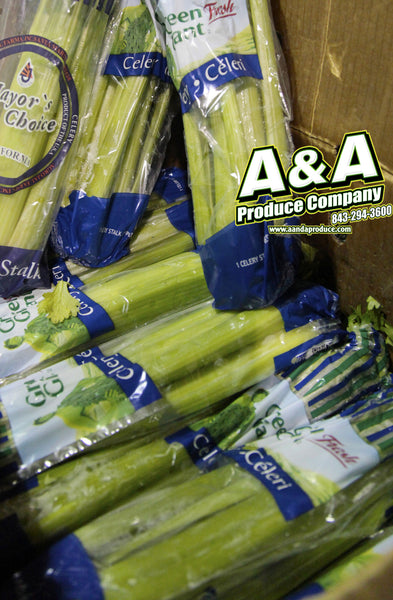 36CT SLEEVED CELERY