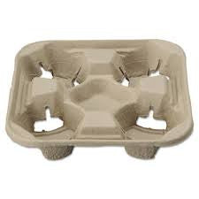 MLD FBR TRAY 4 CUP