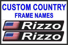 Custom Frame Names