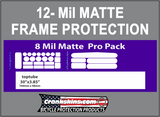 12 MIL MATTE THICK PRO PACK
