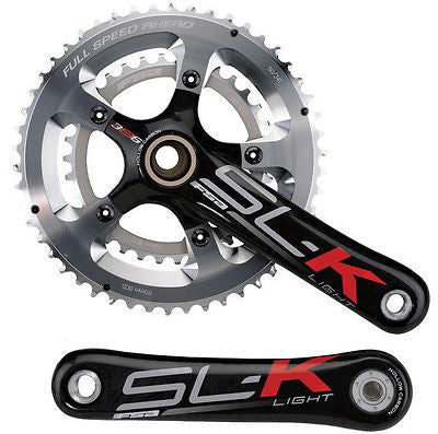 Clear Crankskins for FSA SL-K