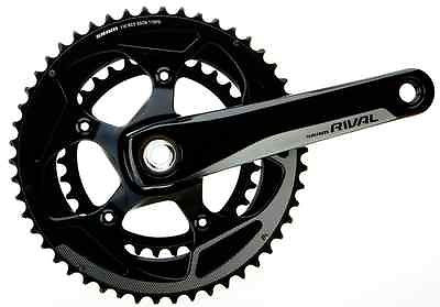 Clear Crankskins for SRAM RIVAL