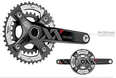 Clear Crankskins for SRAM XX