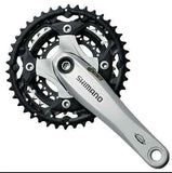 Clear Crankskins for Shimano FC-M521