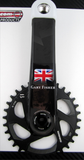 Crankskins Mini Custom with Your Name and Country Flag