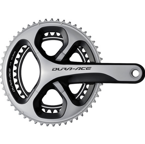 Clear Crankskins for Shimano Dura-Ace 9000