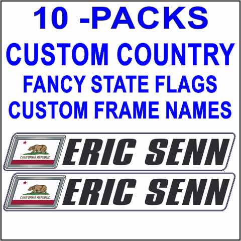 Frame Names FANCY STATE CUSTOM