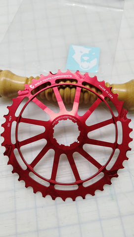 Wolf Tooth Components Giant Cog 42T for Sram RED