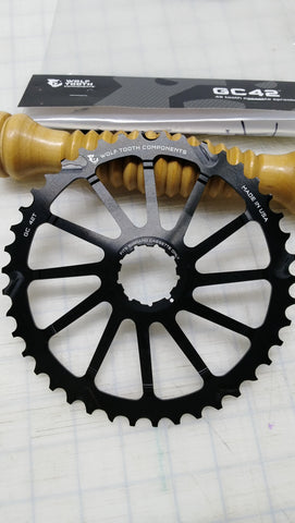 Wolf Tooth Components Giant Cog 42T for Shimano