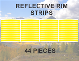 REFLECTIVE RIM STRIPS