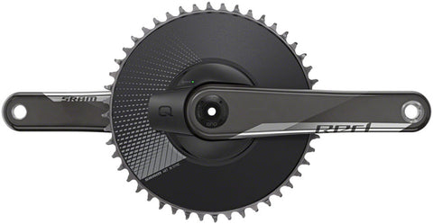 Clear Crankskins for SRAM RED 1 AXS Power Meter