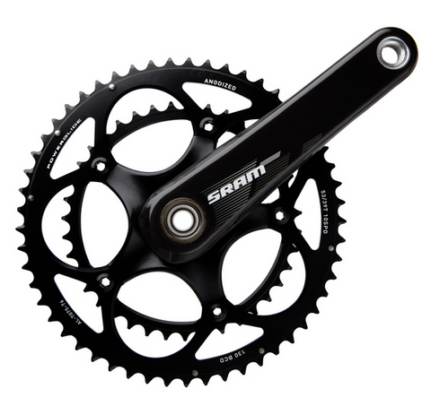 Clear Crankskins for SRAM S-Series