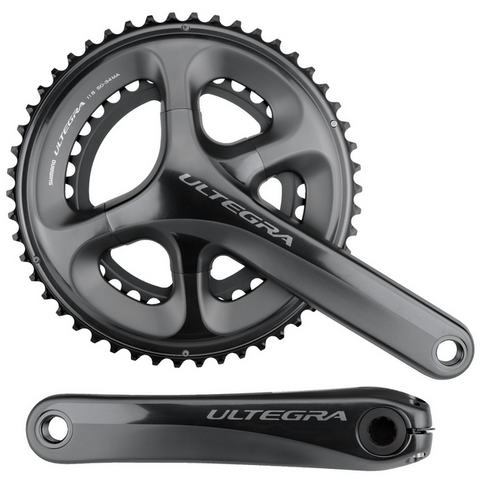 Clear Crankskins for Shimano Ultegra 6800