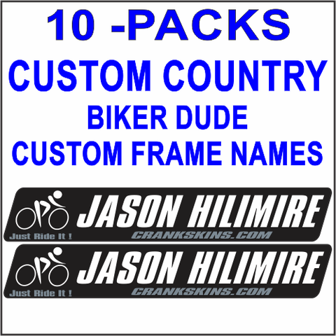 Frame Names BIKER DUDE