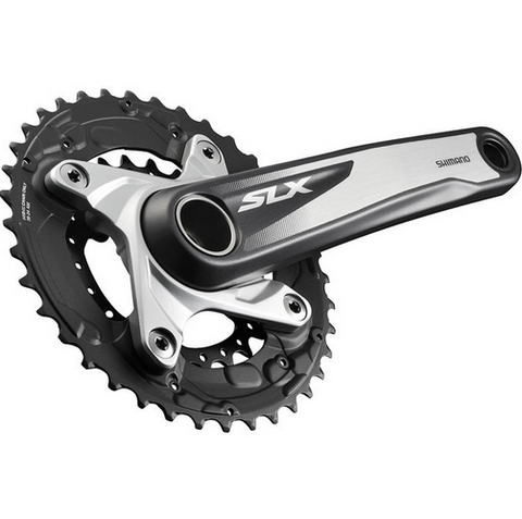 Clear Crankskins for Shimano SLX