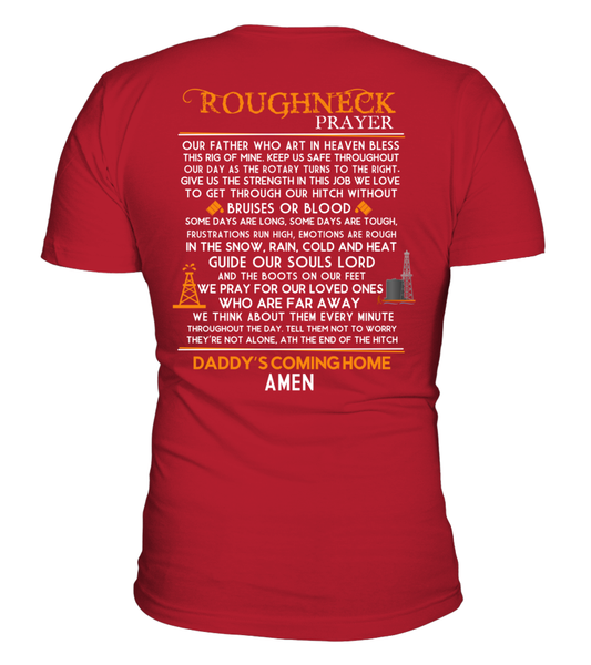Roughneck Prayer Shirt - Giggle Rich - 2