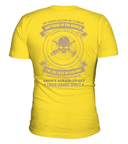 Oilfield Man Last Of Dying Breed Shirt - Giggle Rich - 6