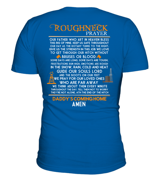 Roughneck Prayer Shirt - Giggle Rich - 4