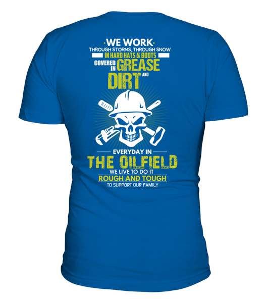 The Oilfield, Rough And Tough Shirt - Giggle Rich - 8