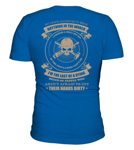 Oilfield Man Last Of Dying Breed Shirt - Giggle Rich - 5