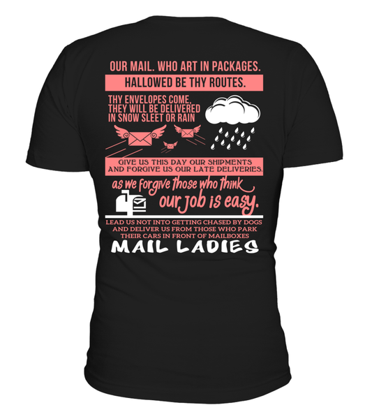 Mail Lady Prayer Shirt - Giggle Rich - 9