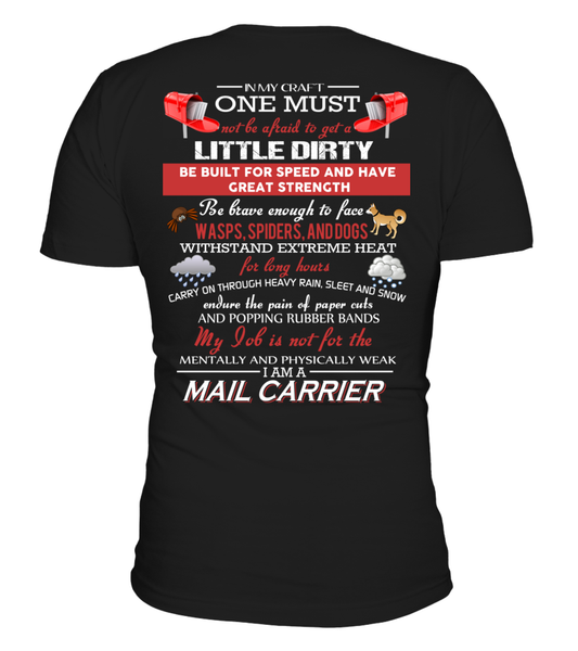 I'm A Mail Carrier Shirt - Giggle Rich - 6