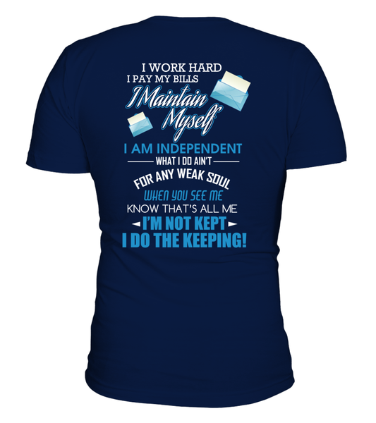 I Am An independent Postal Worker Shirt - Giggle Rich - 14