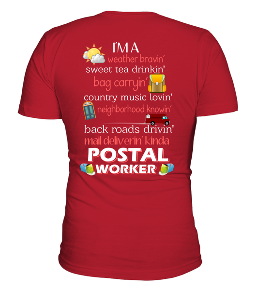 I'm A Postal Worker Shirt - Giggle Rich - 2