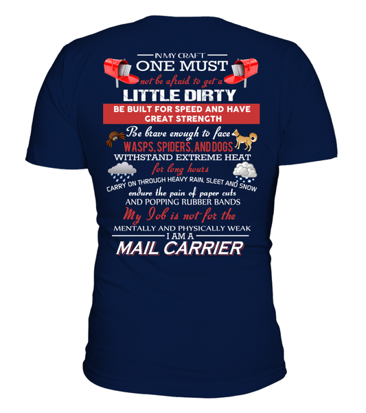 I'm A Mail Carrier Shirt - Giggle Rich - 8