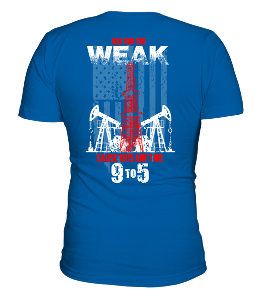 This Is Oilfield and Its Not For The Weak Shirt - Giggle Rich - 5
