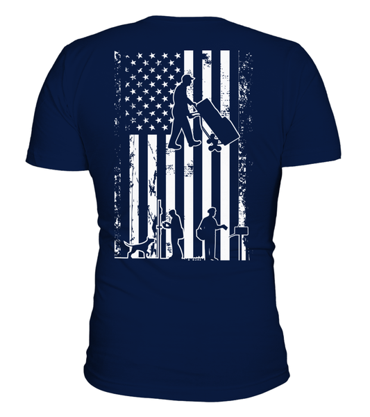 American Postal Worker Shirt - Giggle Rich - 1