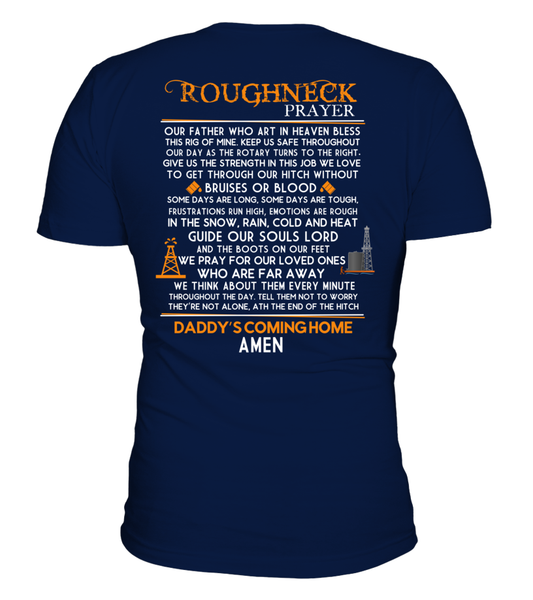 Roughneck Prayer Shirt - Giggle Rich - 3