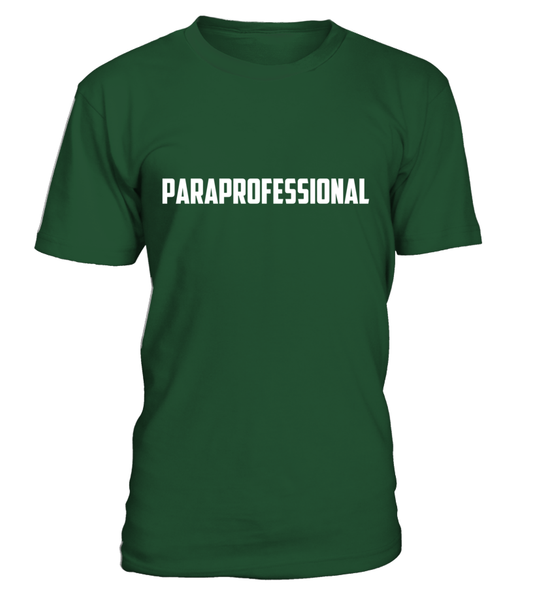 Paraprofessional Job Is Not To Judge Shirt - Giggle Rich - 8