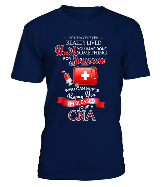 I'm Blessed To Be A CNA Shirt - Giggle Rich - 3