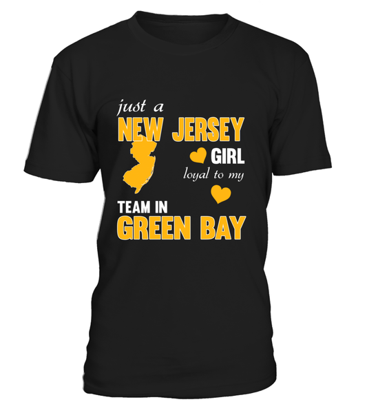 Just A New Jersey Girl Loyal To Team In Green Bay