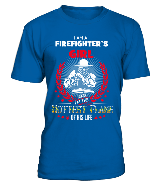 Firefighter's Hottest Flame Shirt - Giggle Rich - 3