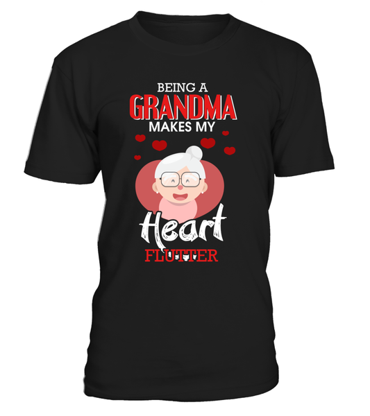 Being A Grandma Makes Heart Flutter