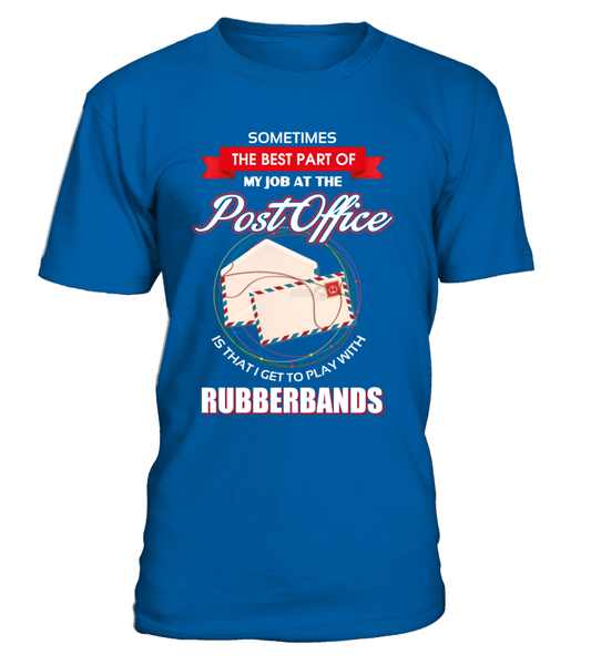 Post Office Rubberbands Shirt - Giggle Rich - 7