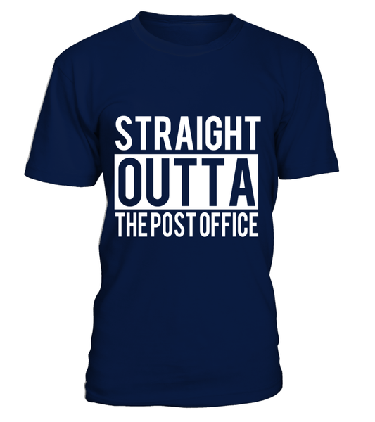 Straight Outta The Post Office Shirt - Giggle Rich - 2