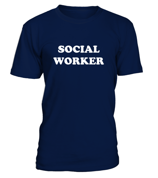 My Profession Taught Me To Love - Social Worker Shirt - Giggle Rich - 31