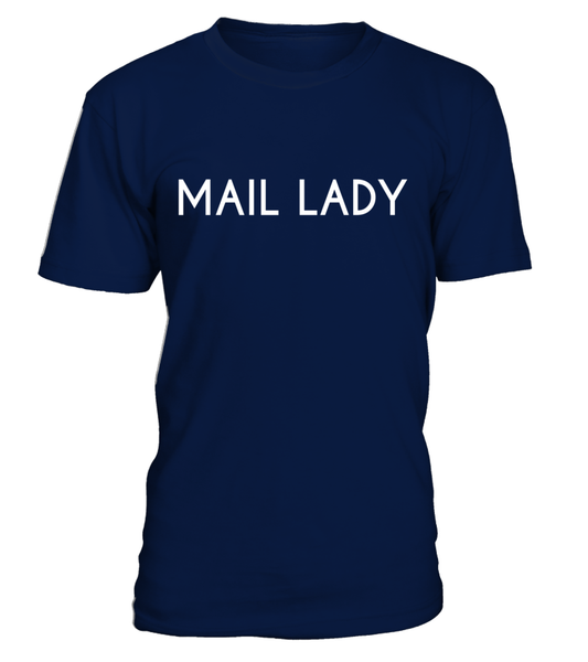 Never Underestimate The Power Of A Mail Lady Shirt - Giggle Rich - 3