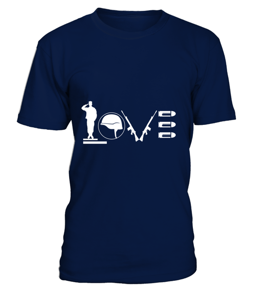 Veterans Love Shirt - Giggle Rich - 7