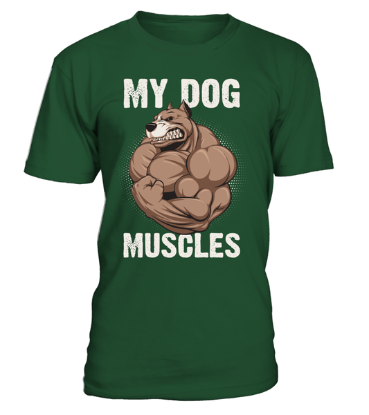 My Dog Muscles