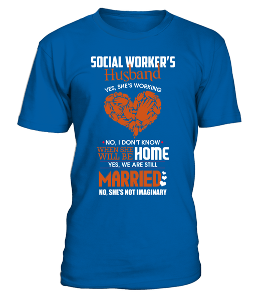 Social Workers Husband Shirt - Giggle Rich - 10